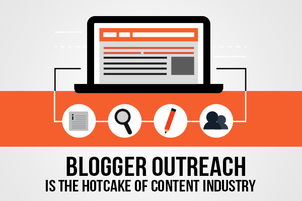 Blogger Outreach Hotcake